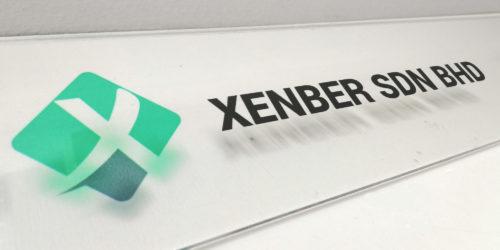 Xenber Sign